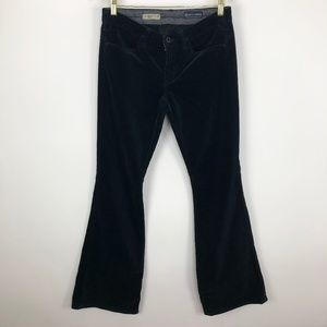 AG Size 27 (Act 32W) The Legend Flare Pant Navy